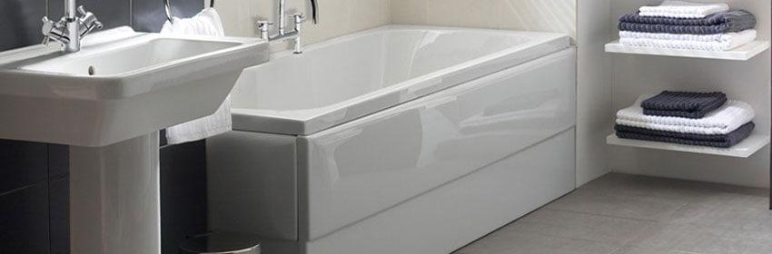 Vloerverwarming in badkamer